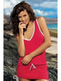Paplūdimio apranga Tunika Elsa Anaranjado M-313