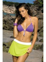 Paplūdimio sijonėlis Meg Brazilian-Bianco