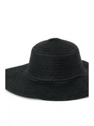 Moteriška skrybėlė Gracja Czarny